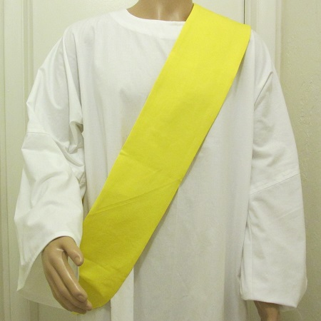 YELLOW SASH