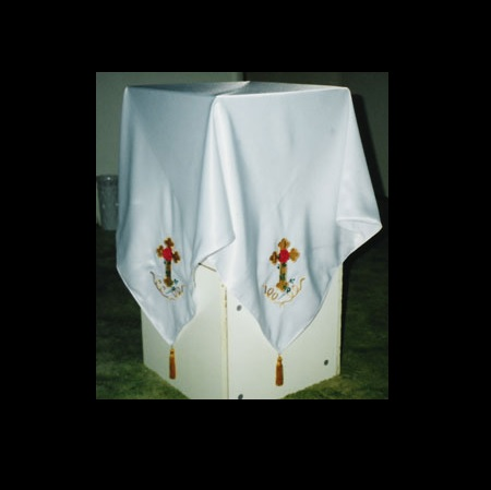 Rosey Cross cloth