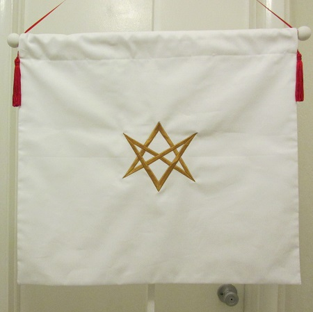 Thelemic Banner of East