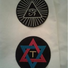 Patches for A.A. Robe