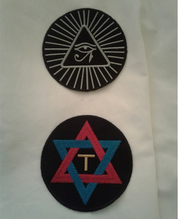 patches for AA robe