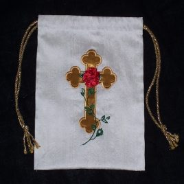 Rose Cross Bag