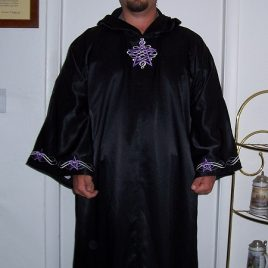 Ultimate Pentagram Robe