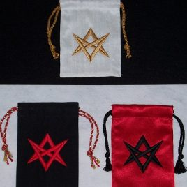 Unicursal Hexagram Bag