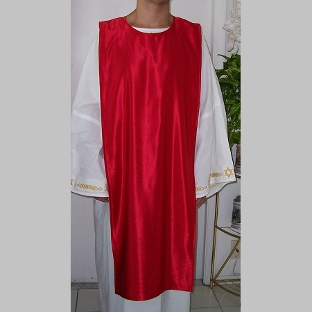 Basic Satin Tabard