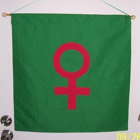 Venus banner – large